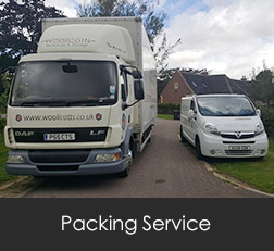 Packing service